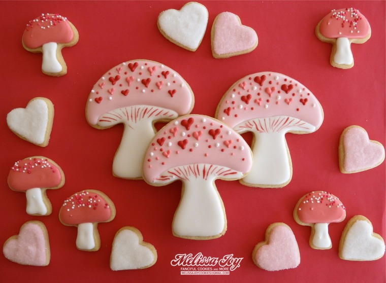 valentine mushrooms