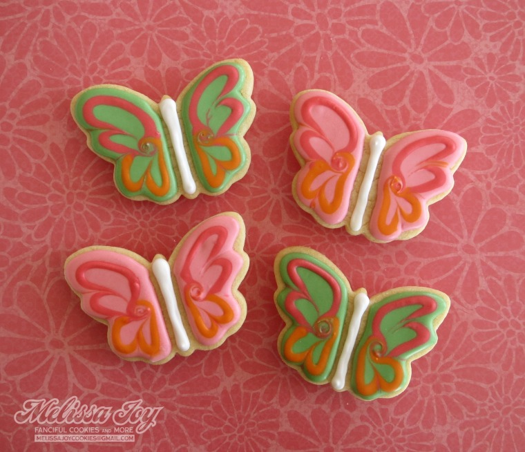 melissa joy butterflies