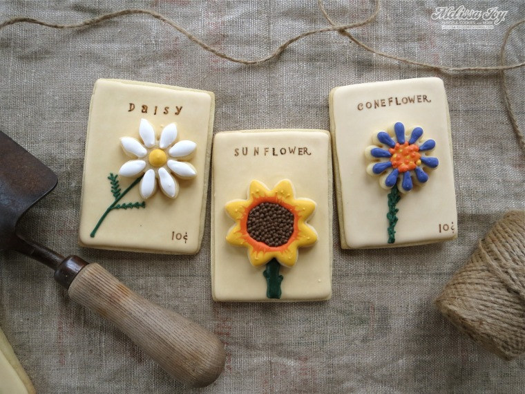 flower seed packets