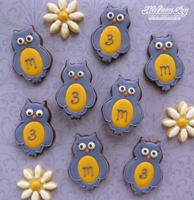 menina owls