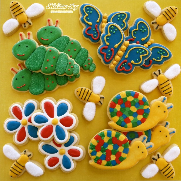 Summer Critter Cookies