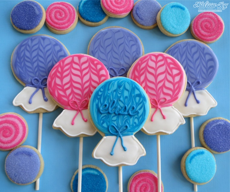 Sugar Rush Lollipops