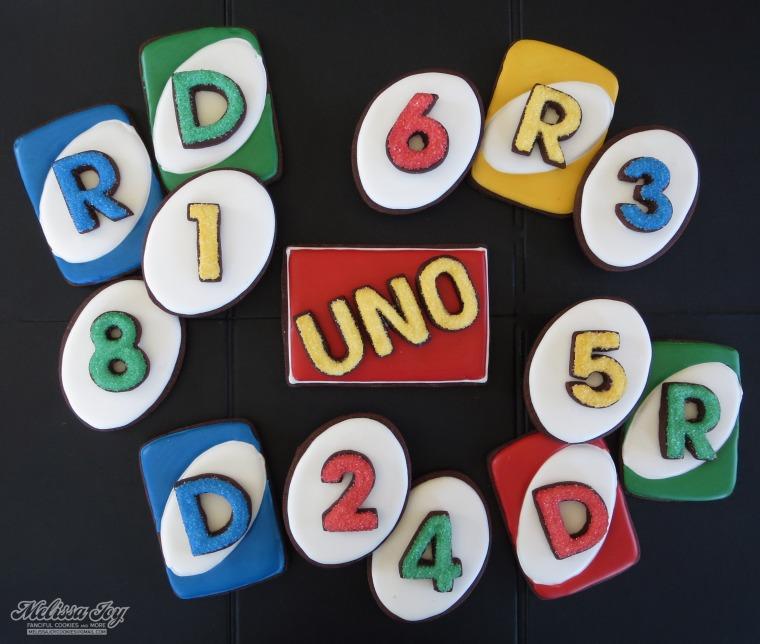 UNO deck