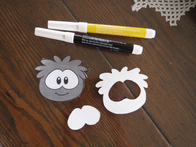 puffle cookie how to by melissa joy