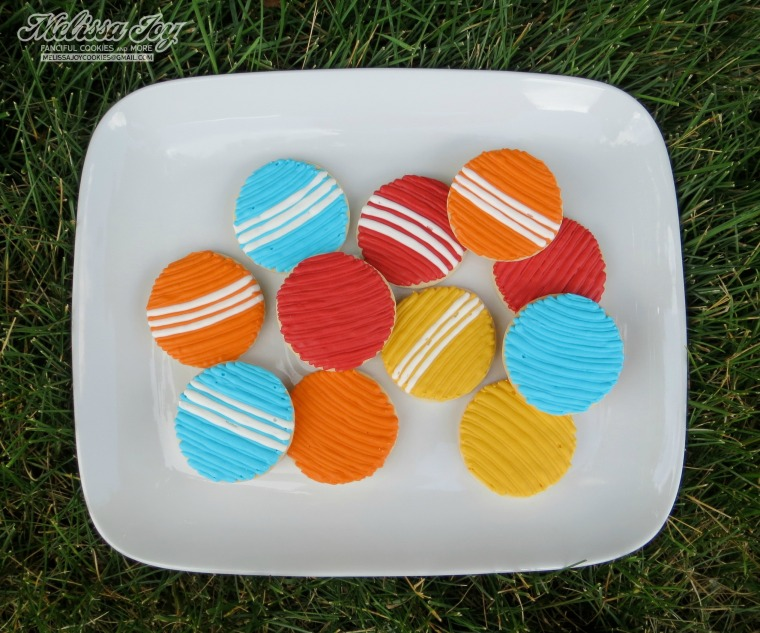 croquet ball cookies