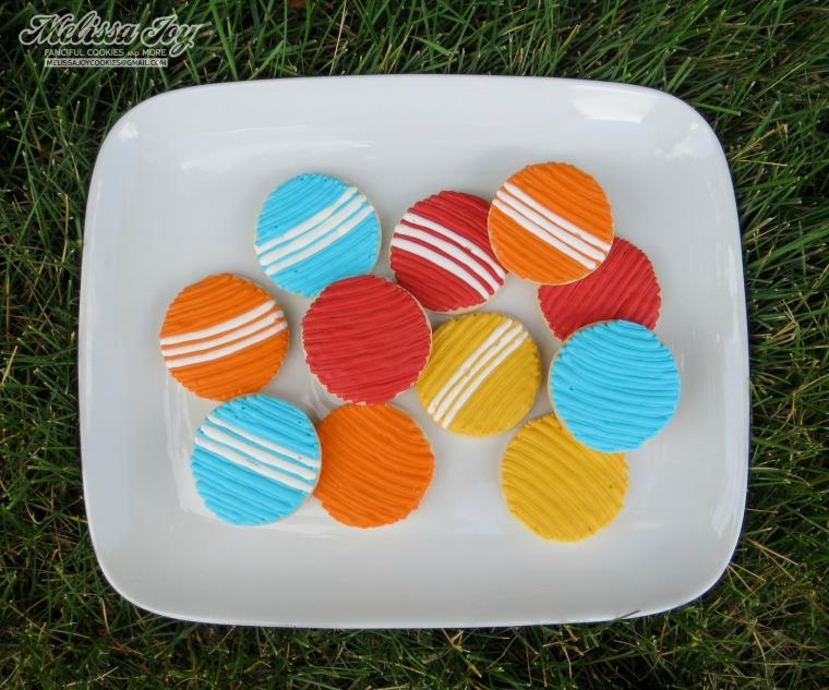 croquet ball cookies