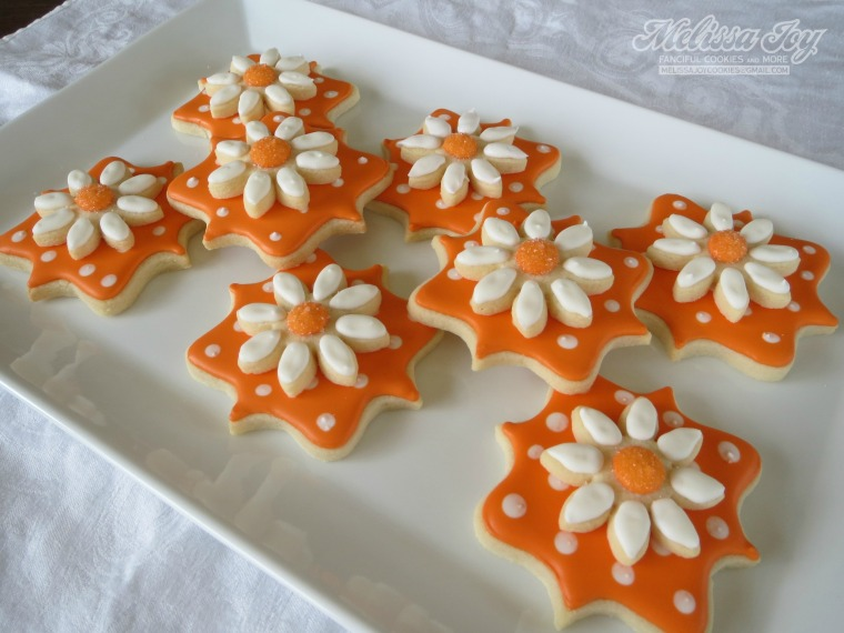 easy daisy cookies by melissa joy