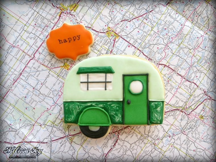 Caravan Cookie by melissa joy