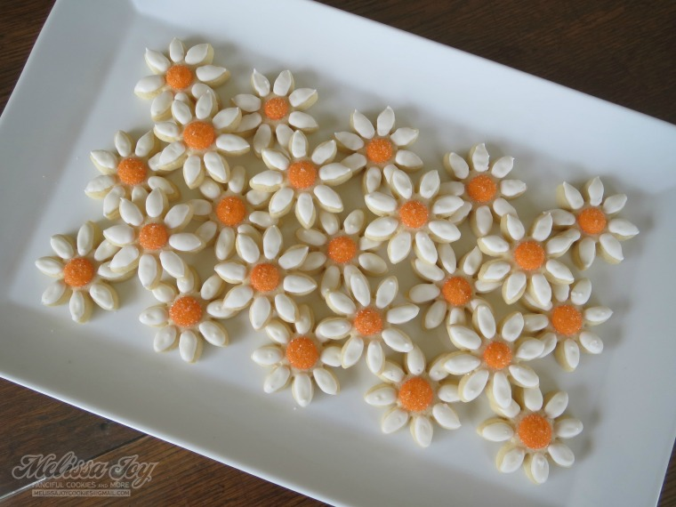 my favorite daisy cookies by melissa joy