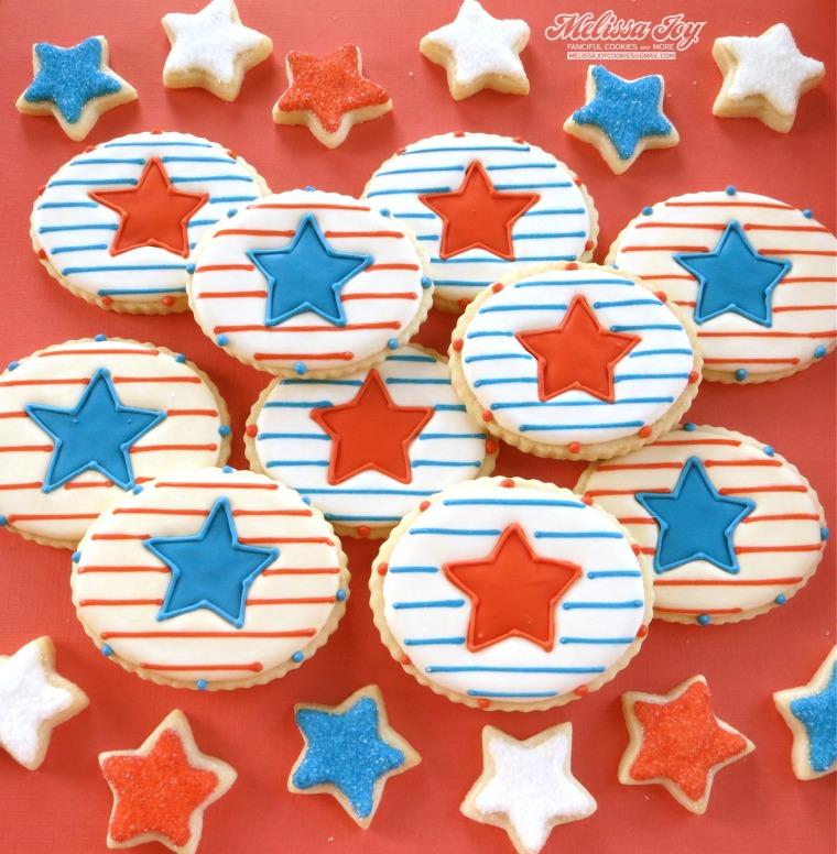 Star Cookies by Melissa Joy