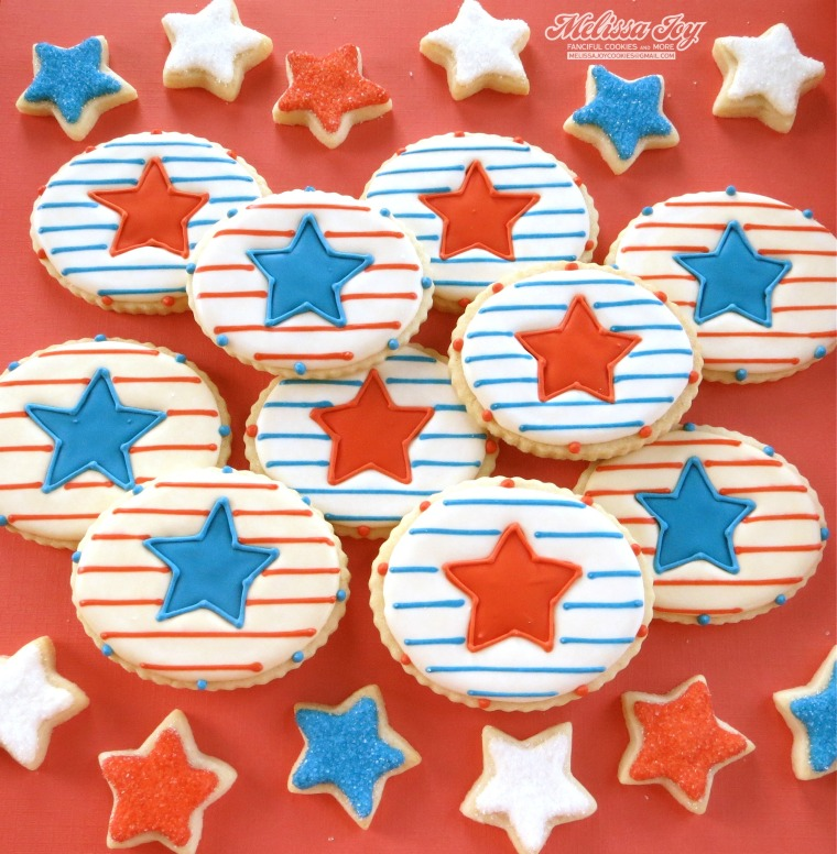 Star Cookies by Melissa Joy