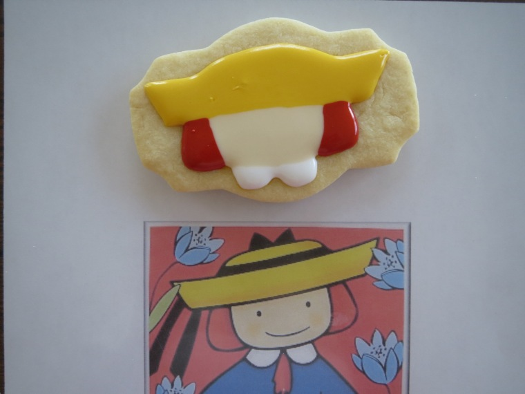 Madeline Cookie How To by Melissa Joy Cookies