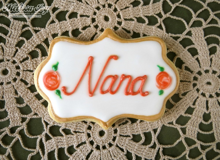 Cookies for Nana by Melissa Joy