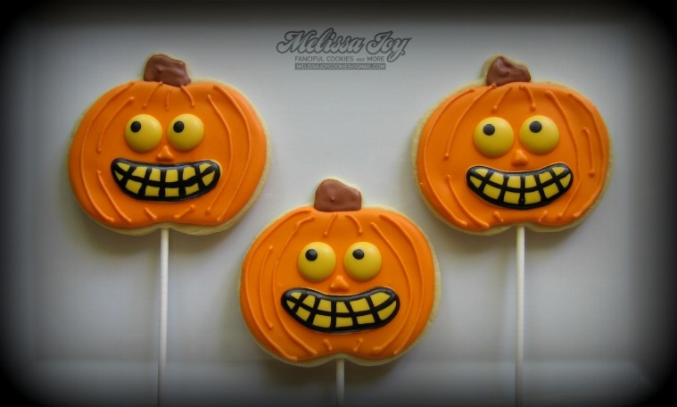 Old Pumpkin Lollies