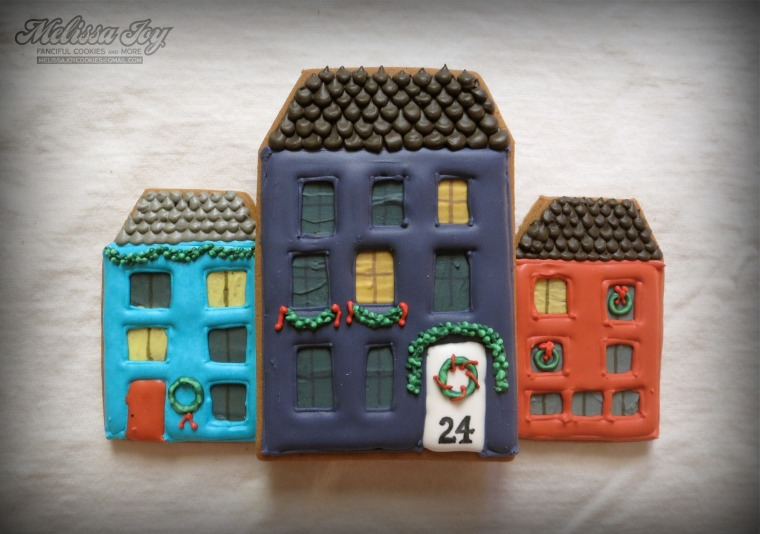 gingerbread house #24 by Melissa Joy