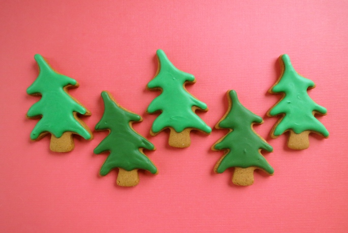 How-To Christmas Tree Platter by Melissa Joy
