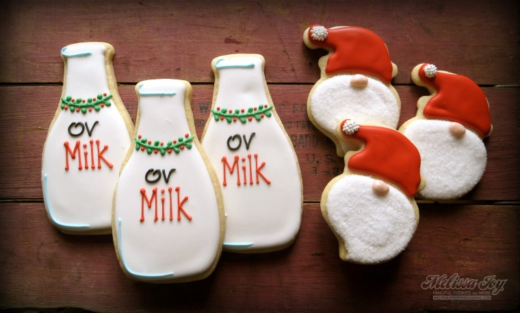 OV Milk Cookies by Melissa Joy