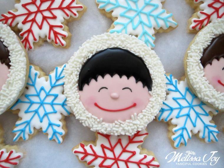 Snow Hoodie by Melissa Joy