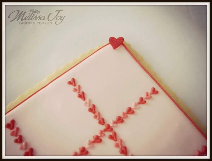 tic tac toe by melissa joy cookies