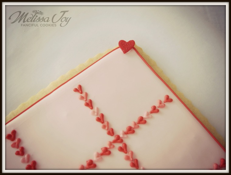 Valentine's Day Tic Tac Toe Cookies