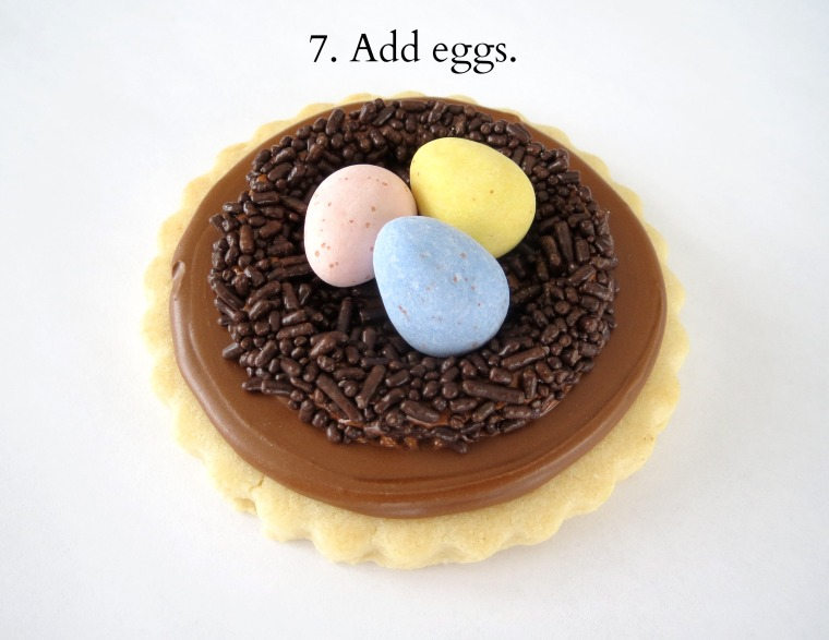 Bird Nest Cookie with Cadbury Eggs by Melissa Joy.jpg
