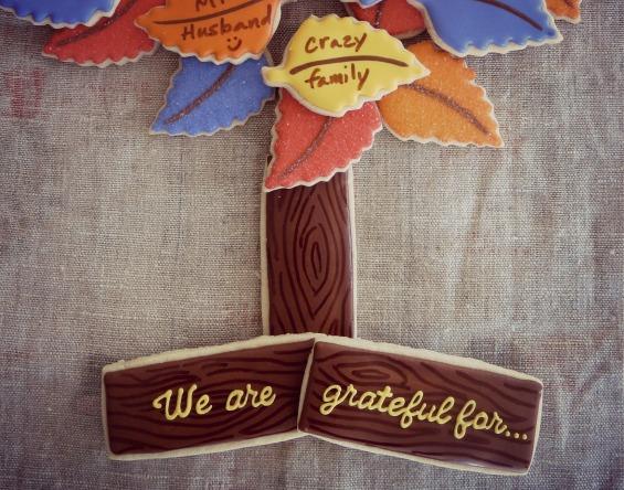 Gratitude Tree Platter