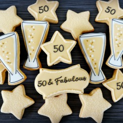 50th-birthday-cookies