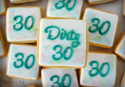 dirty-30-bday-party-cookies