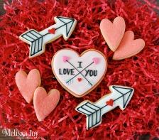 I Love You Set $12