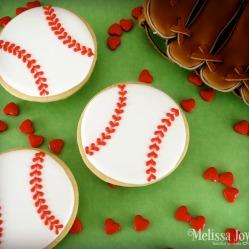 baseball-cookies