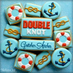 Double Knot Novel by Gretchen Archer