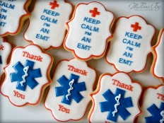 EMT/RN Day Cookies