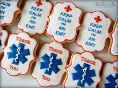 EMT/RN Day Cookies
