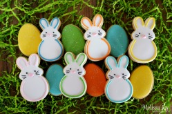 Neon Bunnies & Speckled Eggs