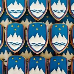 Slovenian Crest