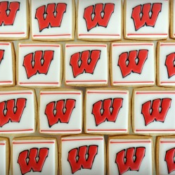 UW Madison cookies